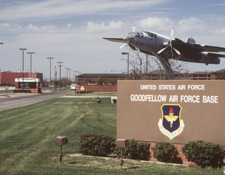 United States Air Force Base - TX